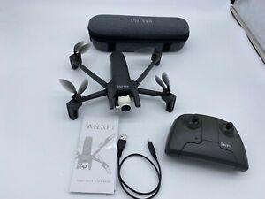 Parrot Anafi Drone, die ultrakompakte, fliegende 4K HDR Kamera OVP C