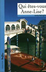 Livre Poche qui êtes-vous Anne-Lise 2009 éditions Nous Deux book