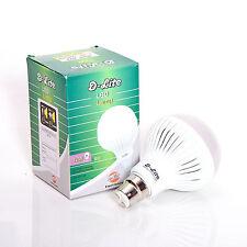 12W D-LITE ULTRA BRIGHT PURE COOL WHITE LED BULB B22 AC 220V LED BULB ( 12WATT )