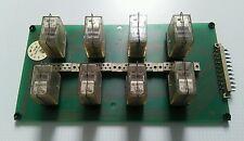 ORIGINAL Doppelmodul Relais Platine QUADRO GAMES ARCADE TV Videospielautomat PCB