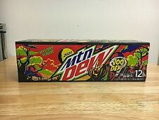 Limited Edition MOUNTAIN DEW Voodew 2020 Mystery Flavor 12pk ***FREE SHIPPING***