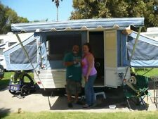 8' Supreme XL Bag Awning  by Shademaker Free UPS Grd  Pop Up Camper Van