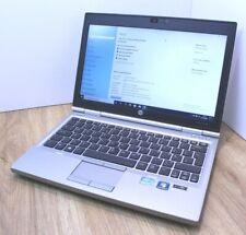 HP ProBook 2570p Windows 10 Laptop Intel Core i5 3rd 2.8GHz 4GB 320GB HDD