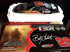 2004 Action 1/24 Bobby Lebonte #29 ESGR / Army Reserves NASCAR