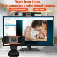USB2.0 PC Camera 1080P Video Record HD Webcam Web Camera W/ MIC For Computer✔✔✔