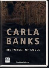 FOREST OF SOULS, Carla Banks, Audiobook Cassette, WWII Kurapaty Forest Minsk NEW