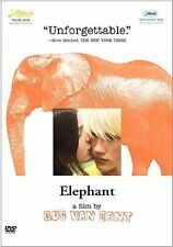 Elephant DVD Gus Van Sant(DIR) 2003