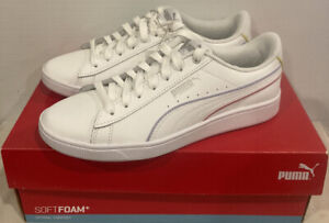 NEW Puma Womens Vicky V2 Optimal Comfort Sneakers Size 8