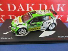 Die cast 1/43 Modellino Auto Skoda Fabia R5 Rally Monte Carlo 2016 E.Lappi