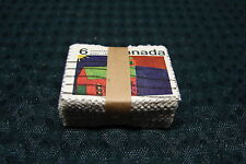 OPC 1970 Canada 6c Church Sc#528 Bundle of Approx 100 Used