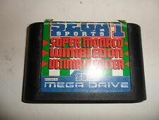 Sega Mega Drive  Sega Sports 1 -  3 games in 1