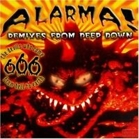 666 Alarma!-Remixes from Deep Down (1997) [Maxi-CD]