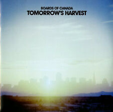 BOARDS OF CANADA TOMORROWS HARVEST LP VINYL NEW 2013 33RPM