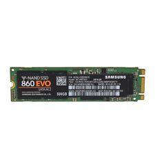 Samsung 860 EVO 500 GB M.2 interne Festplatte geprüfte Gebrauchtware