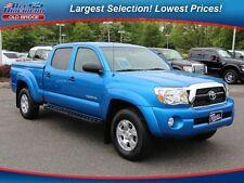 Toyota: Tacoma 4X4 Double L