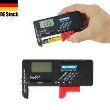 Batterietester mit LCD-Display für Rund-//Knopfzellen MW333 von Minwa//goobay