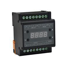 DMX512 DMX Triac Dimmer led brightness controller AC90-240V Trailing edge DMX302