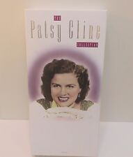 The Patsy Cline Collection by Patsy Cline, 4 Cassettes 1991 MCA Records, Used