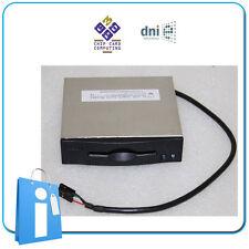 """Lettore Masterizzatore 3.5"""" USB Schede Chip SmartCard Intelligente C3PO LTC32"""