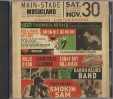 C.D.MUSIC E507   BRONNIE GORDON & SMOKIN SAM /CARGO BLUES BAD  LIMITED EDITION