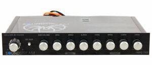 Soundstream MPQ-7XO 7 Band Car Audio Parametric Equalizer