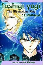 Fushigi Yugi: The Mysterious Play-ExLibrary