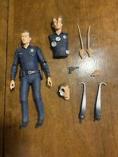 "Neca Terminator 2 Ultimate T-1000 7"" Action Figure T2 Judgment Day Mint"