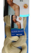 "Impression Super Braid Ultra Braid Hair Extensions 86"""