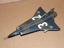 1/72 Altaya Saab 35 Draken, la Fuerza Aérea Sueca
