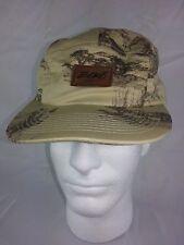 ECKO UNLTD Beige & Brown Strapback CAP HAT OSFM