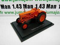 TR84W Tracteur 1/43 universal Hobbies n° 81 VENDEUVRE Super GG70 1956