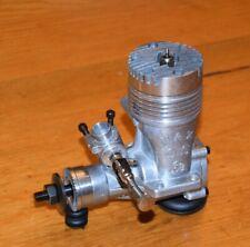 1965 OS 58 RC model airplane engine 10cc vintage glow motor .58 max Japan
