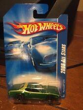 2008 Hot Wheels All Stars Plymouth GTX #60