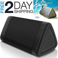 Bluetooth Portable Speaker Wireless High Quality Sound Water Resistant Black