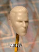 "MH119 Custom Cast head use w/3.75"" Star Wars GI Joe Acid Rain action figures"