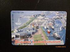 O-2443 de 1994 , alemán museo del viaje en barco,1000, completo, raro