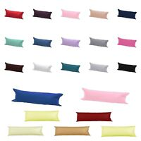 Bolster Pillow Case Cover Nursing Pregnancy Long Pillowcases 3ft 4.6ft 5ft 6ft