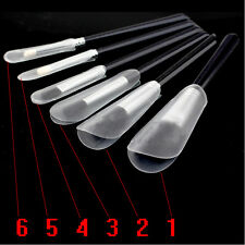 6pcs/set Storage Bag Cosmetic Brushes Guards Protectors Cover for Make Up
