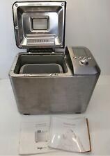 Sage (Breville) BBM800 Bread Maker - Stainless Steel Kitchen Appliance Machine