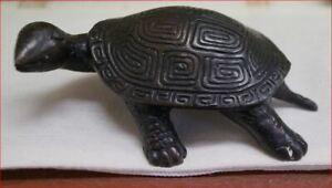Bronze Tortoise Statue