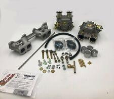 Datsun 1600 Roadster Spl311 Weber 40 Dcoe Conversion Manifold Linkage Carbs