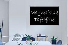 150x100 cm (69,67 € / qm) Magnetische Tafelfolie für echte Kreide