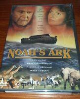 Noah's Ark (DVD, 1999) NEW! Jon Voight, James Coburn, Mary Steenburgen hallmark