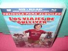 LOS VIAJES DE GULLIVER - DVD - JACK BLACK