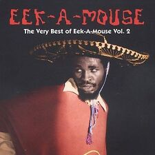 The Very Best of Eek-A-Mouse, Vol. 2 by Eek-A-Mouse (CD, Jan-2003, Shanachie...