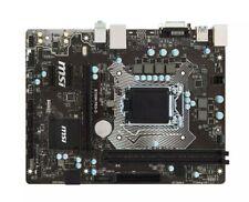 MSI B150M PRO-D Intel B150 Socket 1151 mATX Motherboard w/DVI, Audio & GbLAN