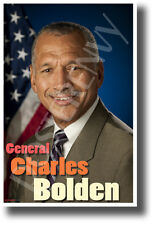 General Charles Bolden - New Famous Person Poster