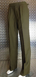 Genuine British Army No2 Dress Trousers Number 2 / No 2 Old Pattern - All Sizes