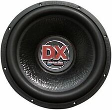 """NEW 15"""" AB SVC Subwoofer Bass.Replacement.Speaker.4ohm.Car Audio Sub.1000w."""