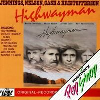 Waylon Jennings Highwayman (1985, & Johnny Cash..) [CD]